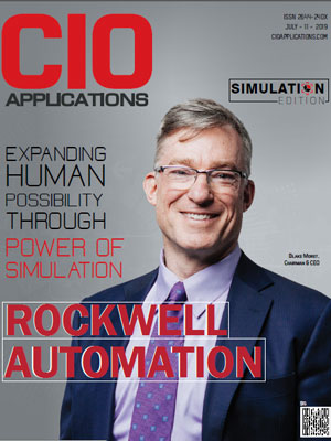 Rockwell Automation: Expanding Human Possibility Through Power Of Simulation